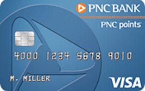 PNC Points Visa