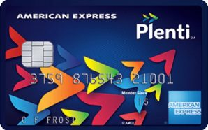 Plenti Card from American Express