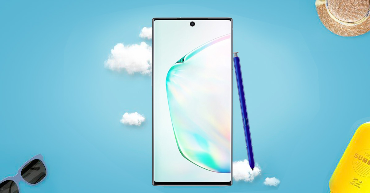 Samsung Galaxy Note 10 New Smartphone